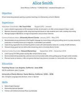 Esl Teacher Resume Sample Esl Teacher Resume Sample