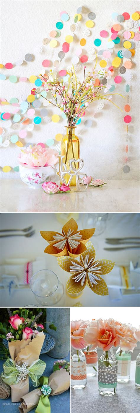 momentips ideas para decorar tu boda con papel kraft ideas para decorar tu boda con papel