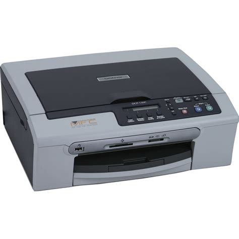 Printer Dcp dcp 130c color inkjet all in one printer dcp130c b h