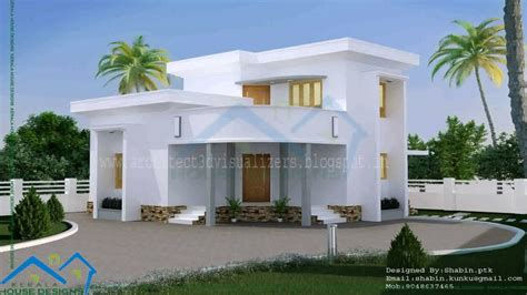 1000 square feet house plan kerala model house plans kerala style below 1000 square feet youtube