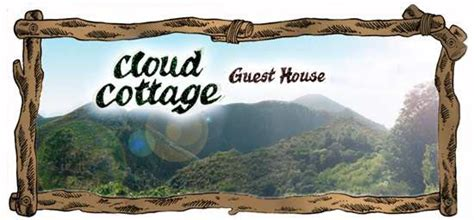 cloud cottage your in the of the tsitsikamma