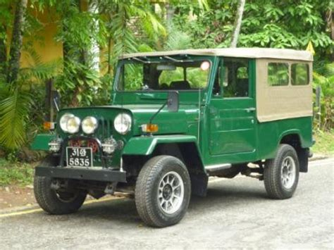 mitsubishi jeep for sale mitsubishi j44 jeep for sale buy sell vehicles cars