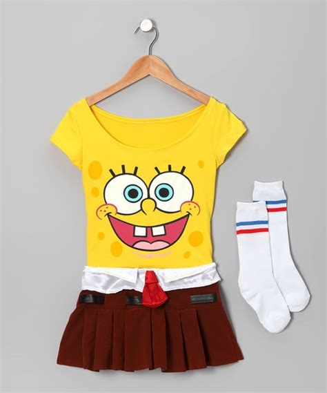 Dress Spongebob Squarepants rubie s spongebob dress up toddler