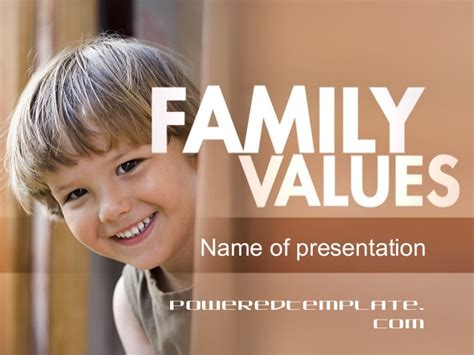 Early Childhood Education Powerpoint Template By Poweredtemplate Com Free Early Childhood Powerpoint Templates