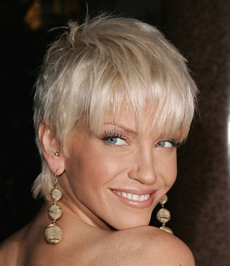 short hairstyles for round faces plus size awesome round face short hairstyles 2012 awesome round