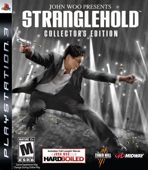 stranglehold box shot  playstation  gamefaqs