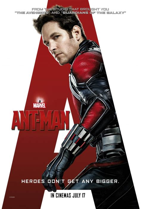 marvel film july 2015 new ant man poster released