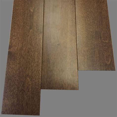 Quickstyle Hardwood Flooring by Quickstyle Hardwood Balsamic Birch 3 1 2 Inch X 3 4 Inch