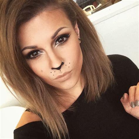 Lipstik Make Di Matahari idee per makeup da gatto e cerbiatto following your