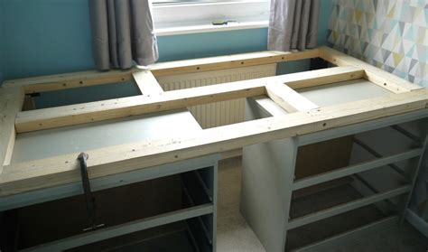 ikea malm bed headboard hack ikea malm drawer hack to single bed renovation bay bee