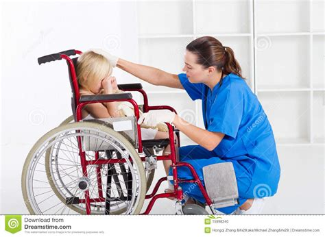 doctor comforting patient doctor comforting patient stock photo image 15998240