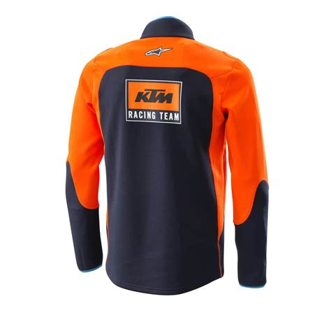 Sweater Ktm Ktm Replica Team Thin Sweater Dirtnroad