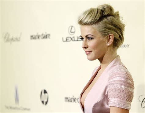 julianne hough s hair at the 2013 golden globes modern salon love this updo and up dos on pinterest