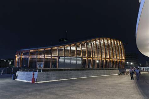 pavillon beleuchtung unicredit pavillon mailand beleuchtung als bestandteil