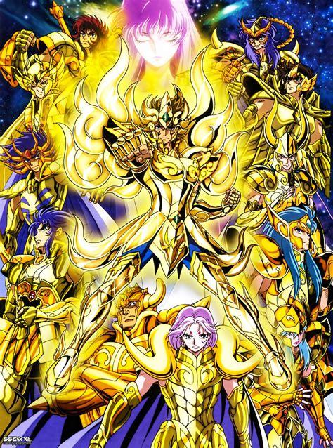 fuentes de informacin los 12 caballeros de oro pack de imagenes de saint seiya manga y anime taringa
