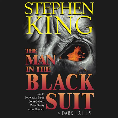 the in the black suit books the in the black suit audiobook by stephen