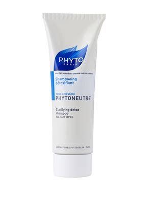 Phytoneutre Clarifying Detox Shoo by Detox Products Stylenest