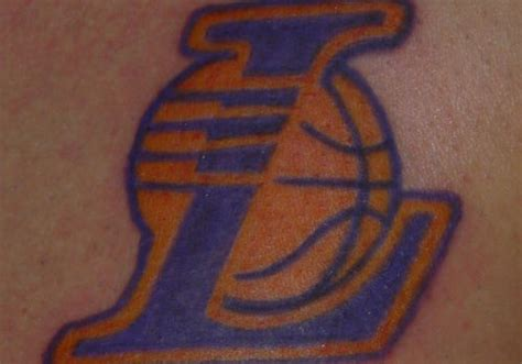 lakers tattoo designs 35 cool basketball tattoos creativefan