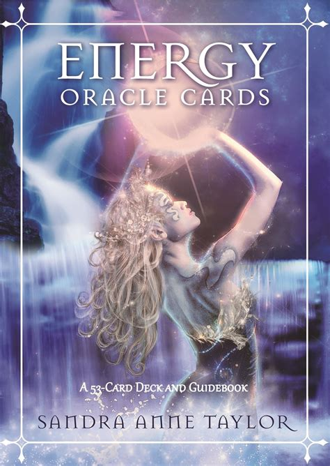 Oracle Gift Card - energy oracle cards sandra anne taylor mystic wish