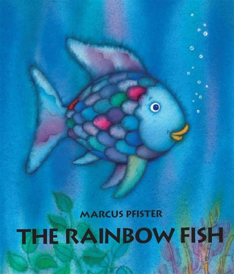 fish picture book booktopia the rainbow fish rainbow fish ser by
