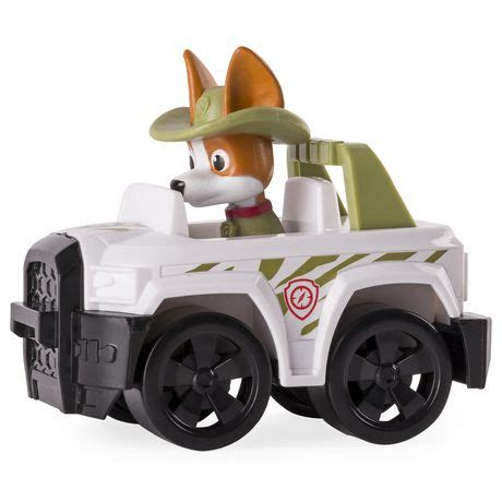 tracker jeep paw patrol paw patrol rescue racers tracker jungle pup toy vehicle