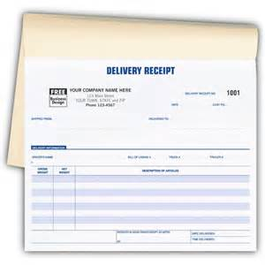 delivery book template delivery receipt booked forms 6223 at print ez