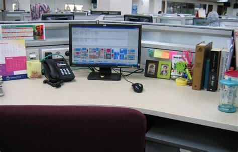 desain hiasan meja kerja tips desain meja kantor agar mood bekerja