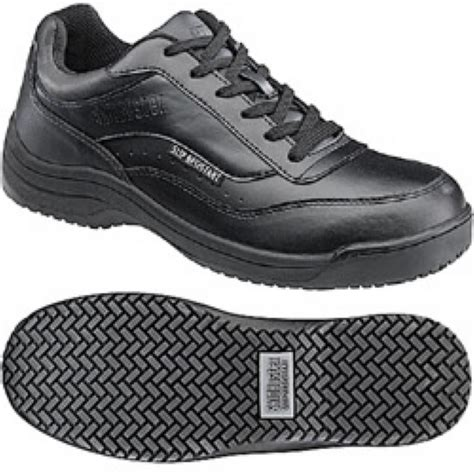skidbuster s athletic slip resistant shoe s5075