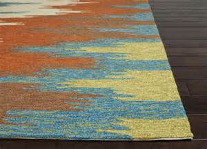 How To An Area Rug Rug Orange And Teal Area Rug Wuqiang Co