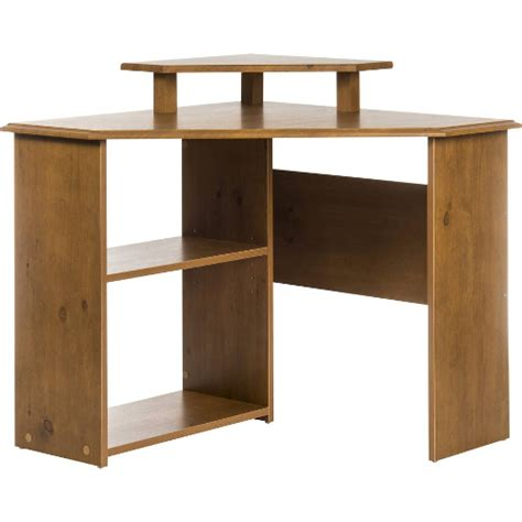 Corner Desk Pine Gardens Range Traditional Design Corner Desk Antique Pine Effect Huntoffice Ie