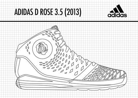 Adidas Shoe Template by Adidas Shoe Template Choice Image Template Design Ideas
