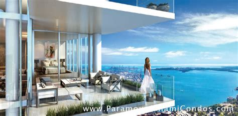 Bath Floor Plans Paramount Miami Worldcenter Miami Worldcenter Condos