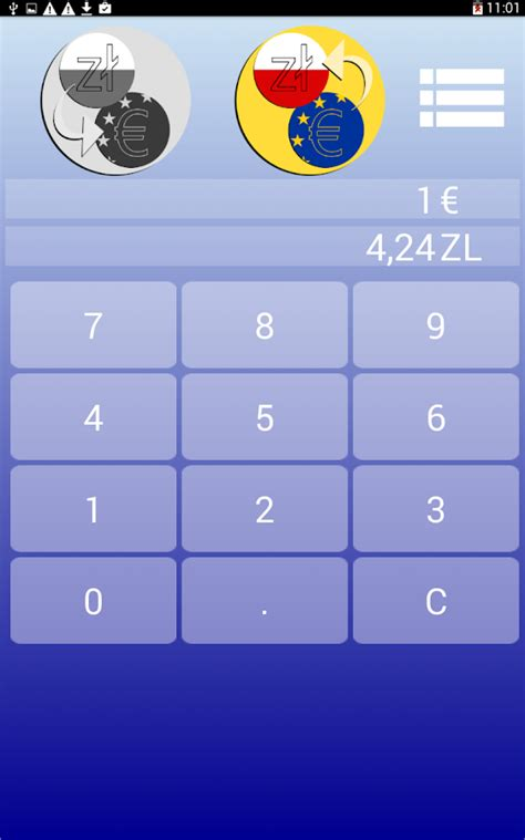 converter zloty to euro zloty euro currency converter android apps on google play