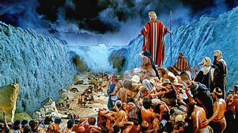 Kisah Nabi Musa As Membelah Lautan penalaran ilmiah dibalik kisah nabi musa as yang membelah