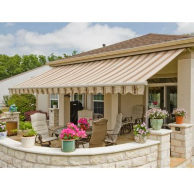 Roll Up Patio Awnings by Motorized Retractable Patio Awnings By Sun Shade
