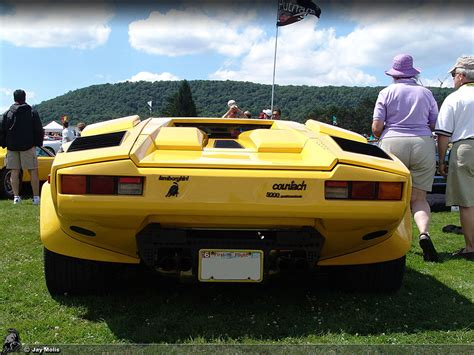 yellow lamborghini countach yellow countach