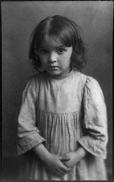 Antique Photograph ~+~+ Charming portrait of a young woman
