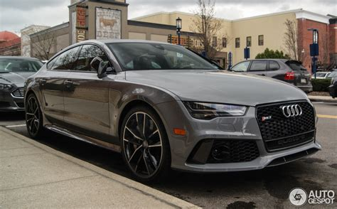 audi rs sportback  performance  march