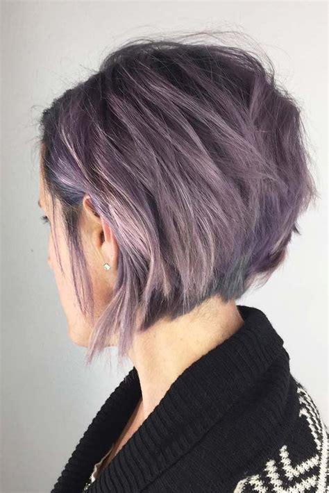 right side swingstack hair cut best 25 stacked bob long ideas on pinterest longer