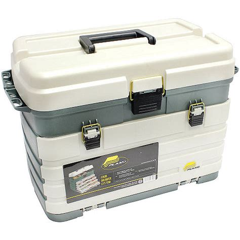 plano 4 drawer tackle box