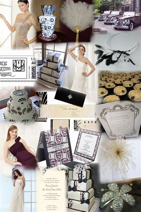 25 best ideas about 1930s wedding themes on 1930s wedding 20s wedding and gatsby