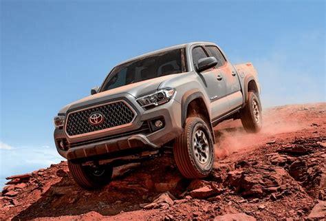 2019 Toyota Diesel Truck by 2019 Toyota Tacoma Diesel Rumors Engine Design Truck