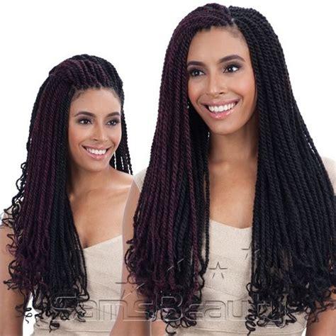 black cuban twist hair freetress equal synthetic hair braids havana twist cuban