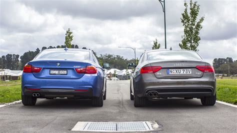 audi a5 or bmw 4 series audi a5 v bmw 4 series comparison review photos 1 of 44