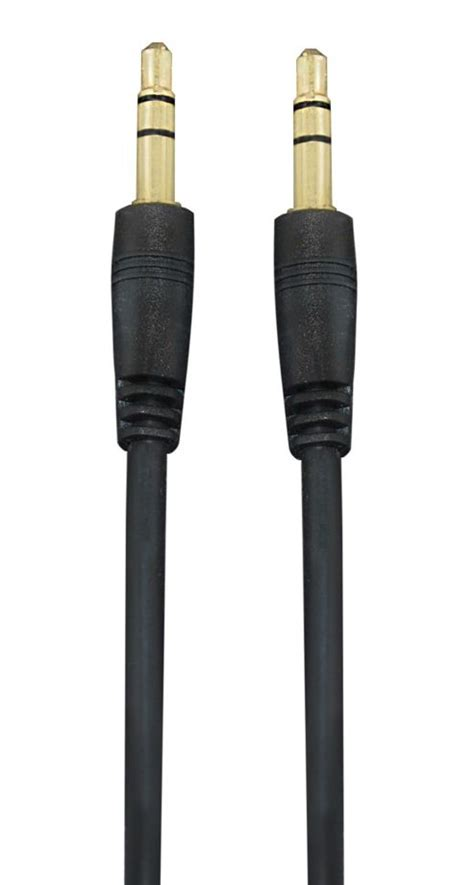 Log On Aux Cable 35mm buy 3 5mm aux cable from our accessory packs range tesco