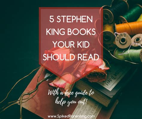 take me to the king the encounter books 5 stephen king books your kid could and should read