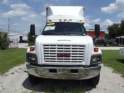 83 gmc truck gmc topkick c7500 trucks box trucks for sale 83 used