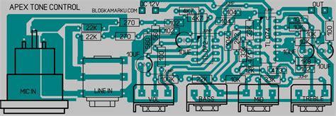 Pcb Power Apex layout pcb tone apex circuit diagram images
