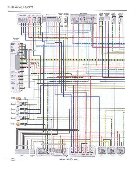 r1 wire harness diagram 28 images 2003 yamaha r1