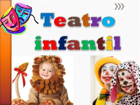 imagenes infantiles teatro teatro infantil